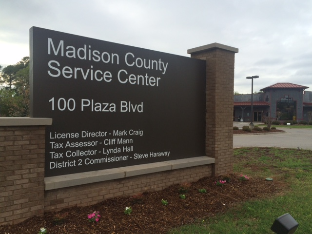 Madison County Service Center